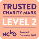 Trusted Charity Mark Level 2 Dec2019